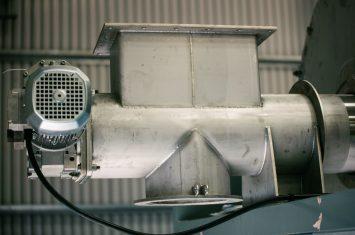 Ansac Carbon Regeneration Kiln
